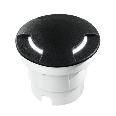 Ideal Lux - LED Venkovní nájezdové svítidlo GX53-LED/10W/230V