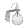 Ideal Lux - Nástěnné svítidlo 1xE27/42W/230V bílá