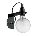 Ideal Lux - Nástěnné svítidlo 1xE27/42W/230V