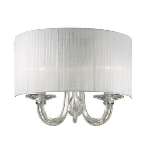 Ideal Lux - Nástěnné svítidlo 2xE14/40W/230V