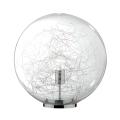 Ideal Lux - Stolní lampa 1xE27/60W/230V čirá 300 mm