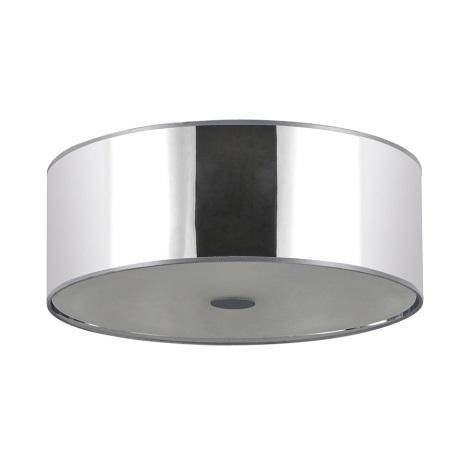 Ideal Lux - Stropní svítidlo 4xE27/60W/230V chromová