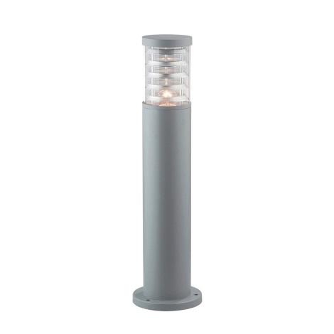 Ideal Lux - Venkovní lampa 1xE27/60W/230V šedá 600 mm IP44
