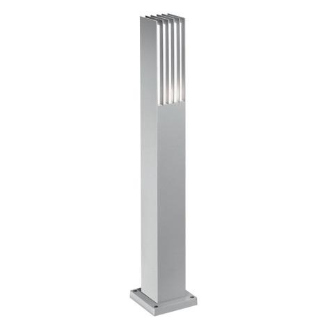 Ideal Lux - Venkovní lampa 1xE27/60W/230V šedá IP44