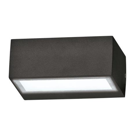 Ideal Lux - Venkovní nástěnné svítidlo 1xG9/35W/230V IP44