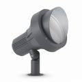 Ideal Lux - Venkovní svítidlo 1xE27/60W/230V velké antracit IP65