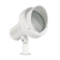 Ideal Lux - Venkovní svítidlo 1xE27/80W/230V velké bílé IP65