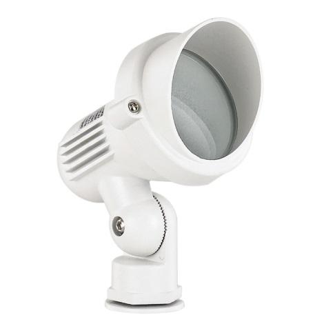 Ideal Lux - Venkovní svítidlo 1xGU10/28W/230V malé bílá IP65