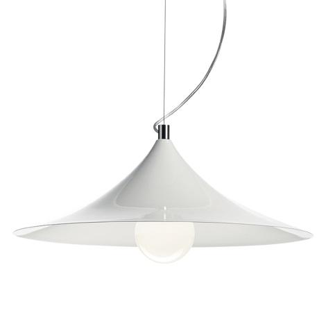 Ideal Lux - Závěsné svítidlo 1xE27/60W/230V