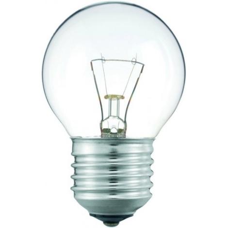 Iluminační žárovka E27/25W čirá