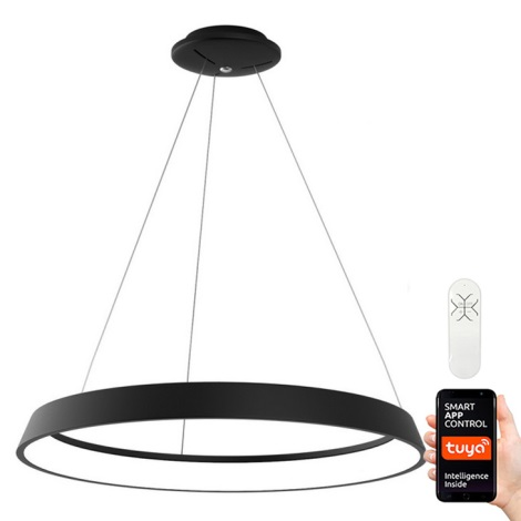 Immax NEO 07080L-80 - LED Stmívatelný lustr na lanku LIMITADO LED/48W/230V 80 cm Tuya