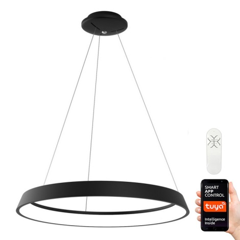 Immax NEO 07080L - LED Stmívatelný lustr na lanku LIMITADO LED/39W/230V 60 cm Tuya