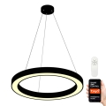 Immax NEO 07094L - LED Stmívatelný lustr na lanku PASTEL LED/66W/230V 95 cm + DO Tuya