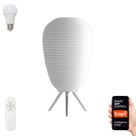 Immax NEO - LED Stmívatelná stolní lampa RGB COCONO 1xE27/8,5W/100-240V