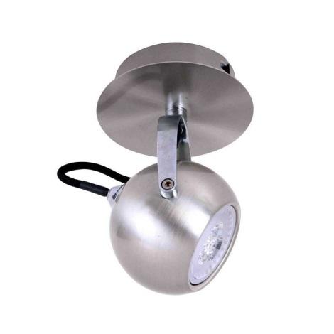 ITALUX - LED Bodové svítidlo NICOLA 1xGU10/50W/230V