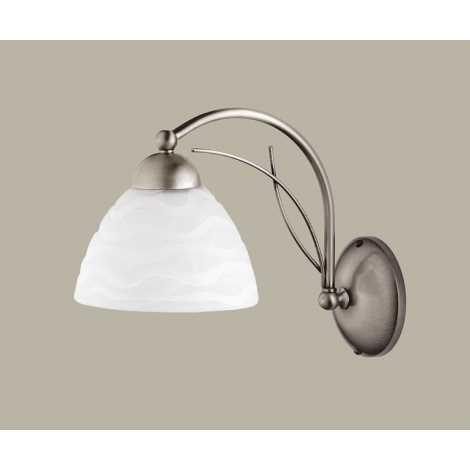 JUPITER 1324-FIK - Nástěnné svítidlo FIONA 1xE27/60W