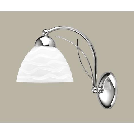 JUPITER 1328-FIK - Nástěnné svítidlo FIONA 1xE27/60W