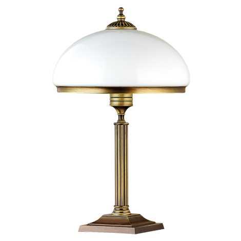 Jupiter 626 - ZU G - Stolní lampa ZEUS 2xE27/60W/230V