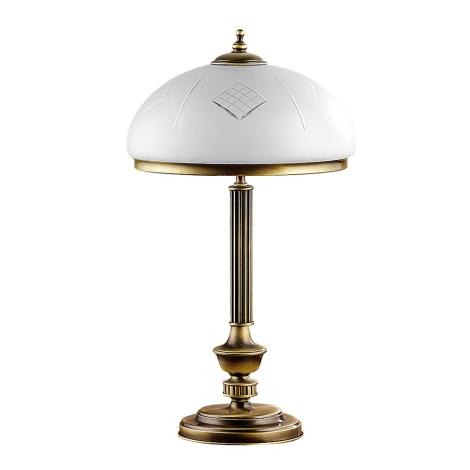 Jupiter 786-DRG - Stolní lampa DRAGON 2xE17/40W/230V