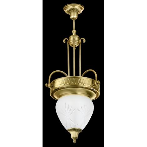 Jupiter 814 - GR M - Závěsný lustr GRENADA 2xE27