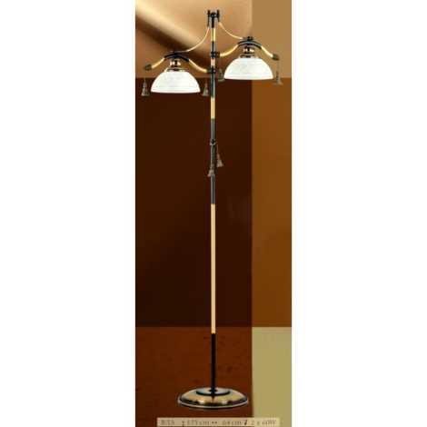 Kemar B/LS - Stojací lampa BELENA 2xE27/60W/230V