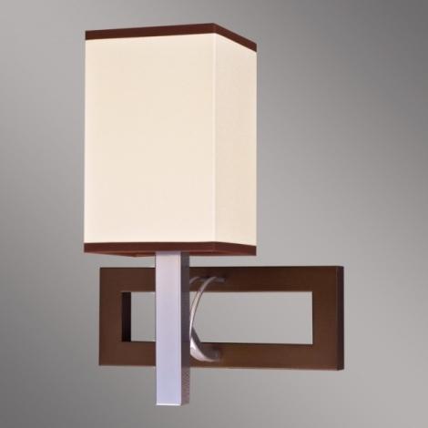 Kemar RF/K/1/B - Nástěnné svítidlo RIFFTA 1xE14/60W/230V