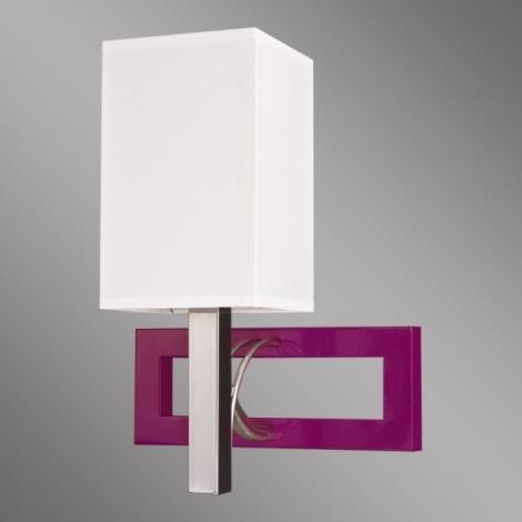 Kemar RF/K/1/V - Nástěnné svítidlo RIFFTA 1xE14/60W/230V