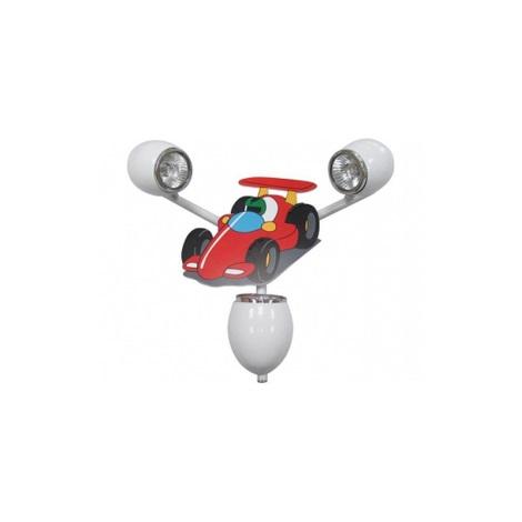 Klik 0117.03 - Nástěnné svítidlo CAR 3XGU10/50W/230V