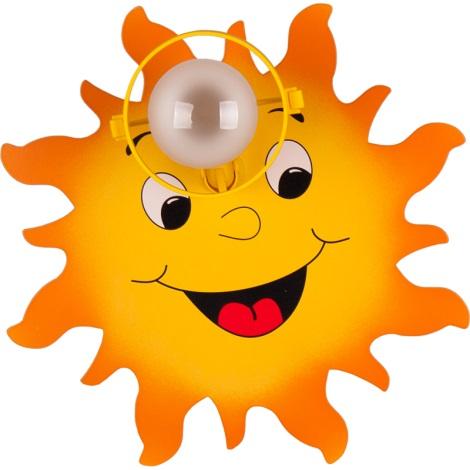 Klik 0118.01 - Stropní svítidlo SUN 1xE14/40W/230V