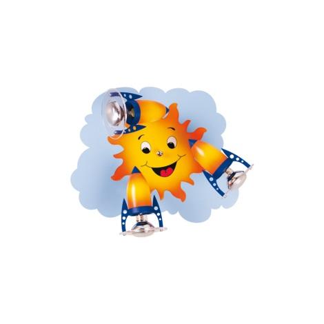 Klik 0119.04 - Stropní svítidlo SUN 3xE14/40W/230V