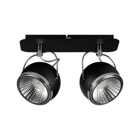 Klik 0162.01 - LED bodové svítidlo BALL 2xGU10/5W/230V