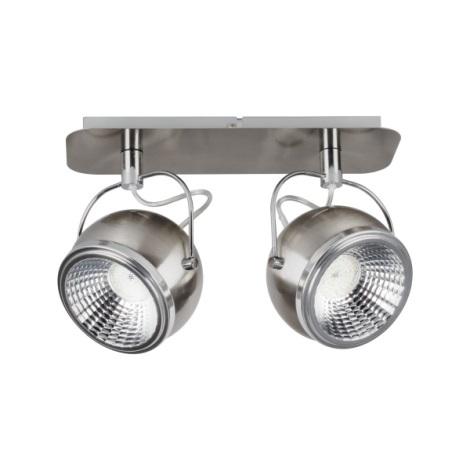 Klik 0162.03 - LED bodové svítidlo BALL 2xGU10/5W/230V