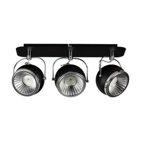 Klik 0163.01 - LED bodové svítidlo BALL 3xGU10/5W/230V