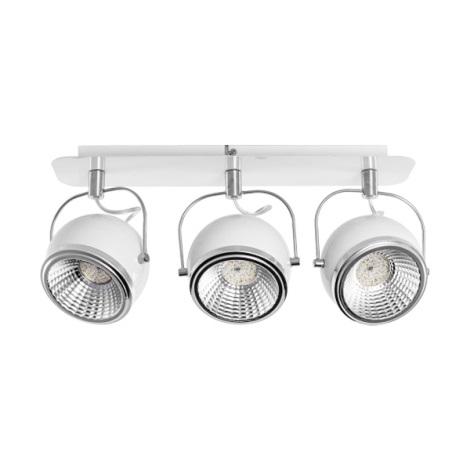 Klik 0163.02 - LED bodové svítidlo BALL 3xGU10/5W/230V