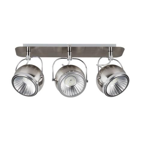 Klik 0163.03 - LED bodové svítidlo BALL 3xGU10/5W/230V