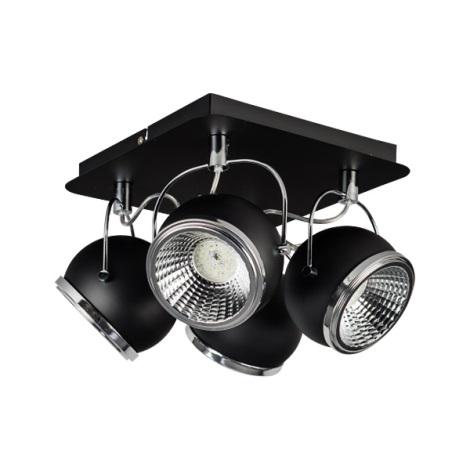 Klik 0164.01 - LED bodové svítidlo BALL 4xGU10/5W/230V
