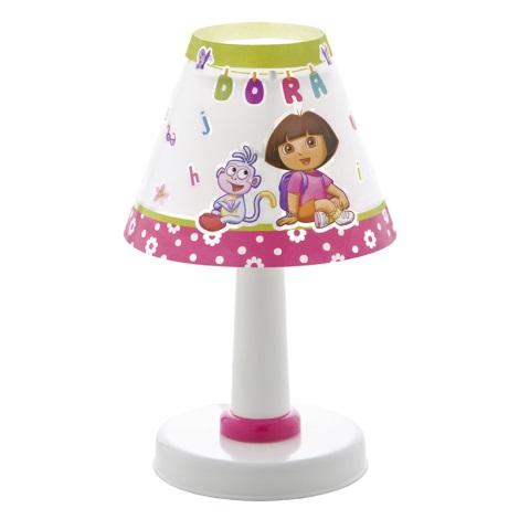 Klik 21321 - Stolní lampa  DORA E14/40W/230V
