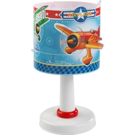 Klik 62591 - Stolní lampa  AIRPLANE E14/40W/230V