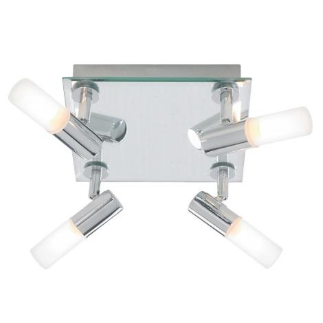 Koupelnové bodové svítidlo LINATE 4H 4xG9/25W