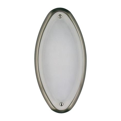 Koupelnové nástěnné stropní svítidlo NEPTUN 1xE14/40W/230V matný chrom