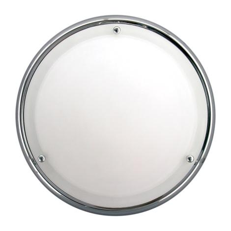 Koupelnové nástěnné stropní svítidlo NEPTUN 1xE27/60W/230V chrom
