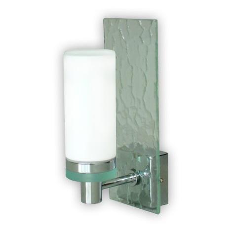 Koupelnové nástěnné svítidlo LYRICA 1xG9/40W/230V IP44