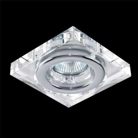 Koupelnové podhledové svítidlo EMITHOR 1xGU10/50W/230V