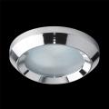 Koupelnové podhledové svítidlo EMITHOR 1xGU10/50W/230V IP55