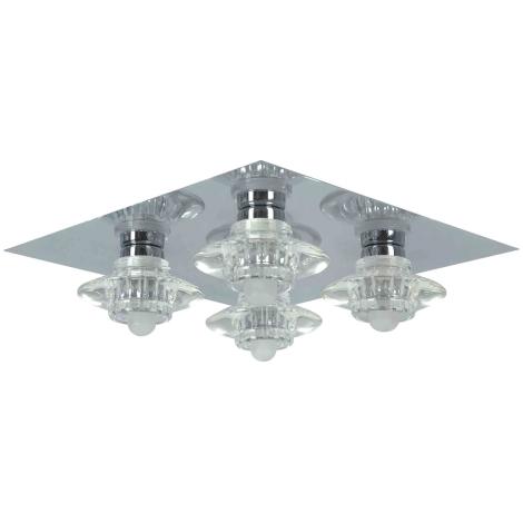 Koupelnové stropní svítidlo ALEX 4 4xG9/40W
