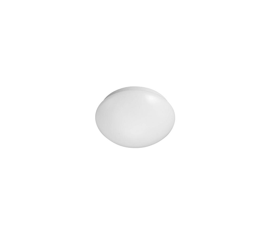 Greenlux Koupelnové svítidlo se senzorem 1xE27/25W bílá IP44