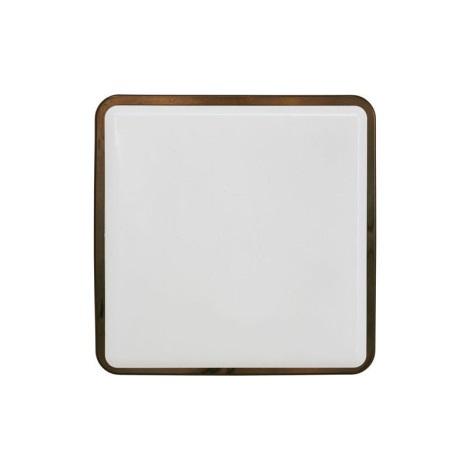 Koupelnové svítidlo TAHOE I HNĚDÝ LESK - 1xE27/25W/230V