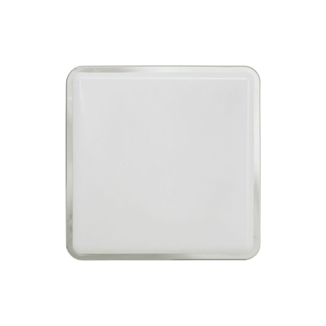 Koupelnové svítidlo TAHOE I STŘÍBRNÝ METALIC - 1xE27/25W/230V
