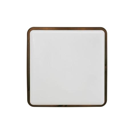 Koupelnové svítidlo TAHOE II HNĚDÝ LESK - 2xE27/25W/230V