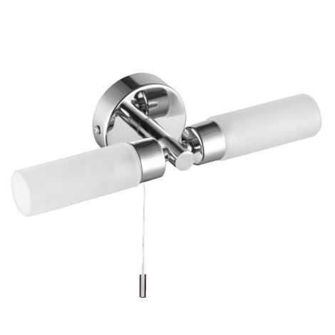 Koupelnové svítidlo TYRA 2xG9/33W/230V IP44